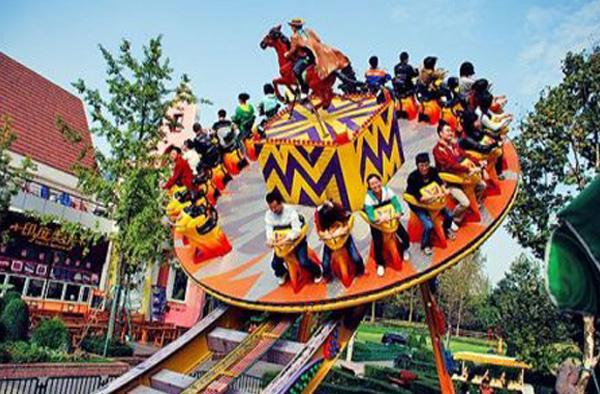 帝景温泉游乐园实景照片