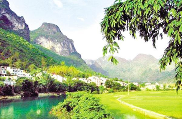 黄仙洞实景照片