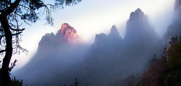 烟台天崮山风景区图片赏析