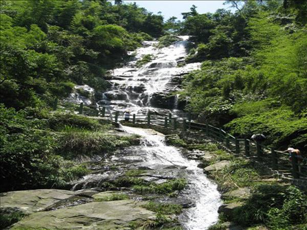 浏阳周洛大峡谷图片一览