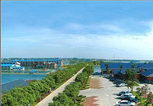 长沙千龙湖风景区图片一览