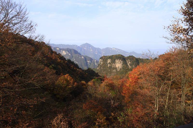 三峡大老岭度假旅游区图片一览