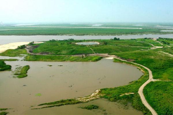 呼兰河口湿地公园