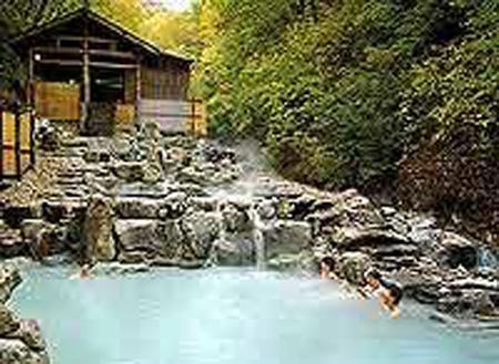 汤山疗养院温泉实景一览