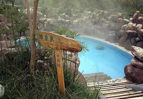 神汤都温泉实景一览