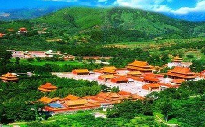 清东陵美景