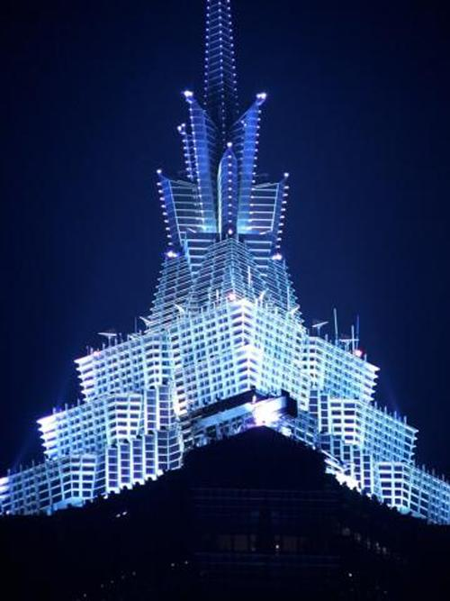上海观光游览实景一览
