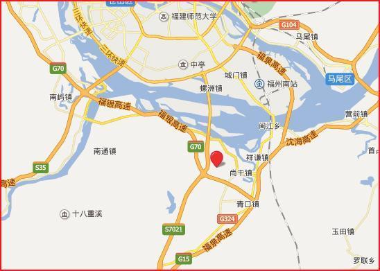 龙泉山庄地图