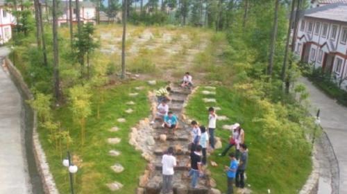 龙泉山庄实景一览