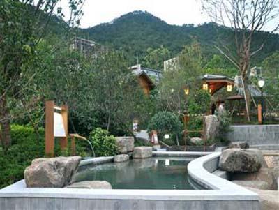 二灵山温泉实景赏析