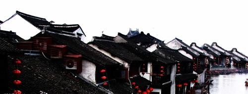 上海朱家角实景一览