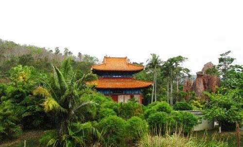 崖州古越风景区一览