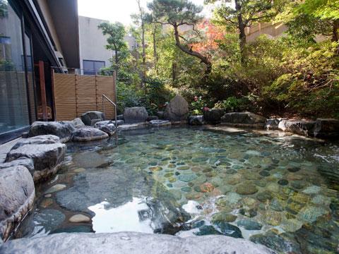 绿中海温泉的瑶泉