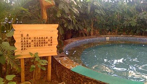 绿中海温泉苗泉汤池