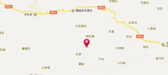 天龙池滑雪场地址和交通地图展示