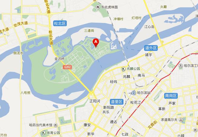 哈尔滨太阳岛雪博会地址和交通线路