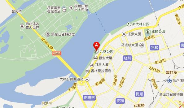 哈尔滨泳动龙江·冰雪乐园地址及公交线路