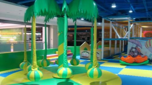 淘气精灵儿童乐园内部实景