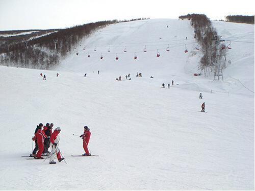 万龙滑雪场的雪质