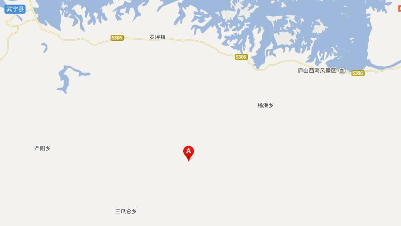 神雾山地址地图