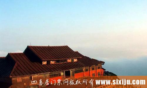 九峰山的寺庙