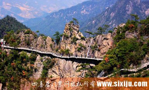 大明山自然奇幻景观