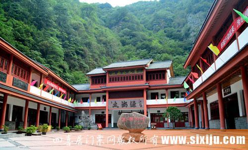 临安太湖源风景区图片1