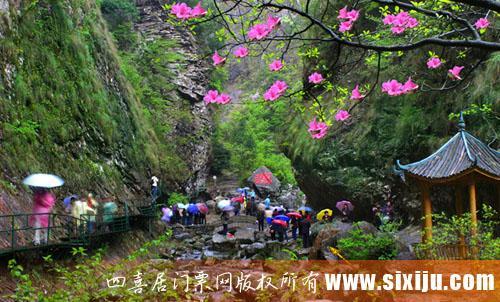 临安太湖源风景区图片2