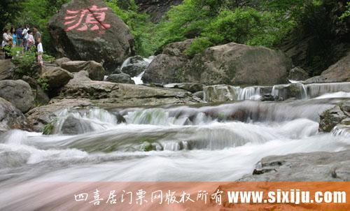 临安太湖源风景区图片3