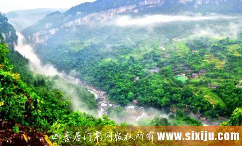 贵阳南江大峡谷景区图片1