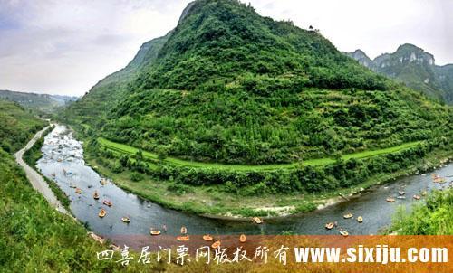 贵阳南江大峡谷景区图片2