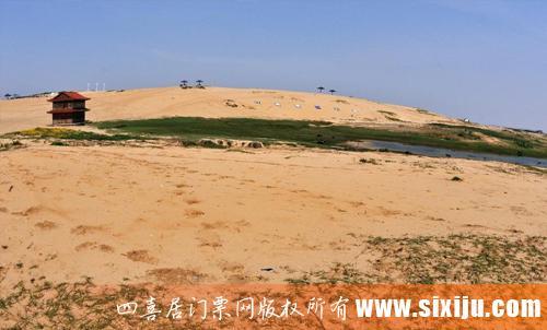厚田沙漠生态旅游景区图1
