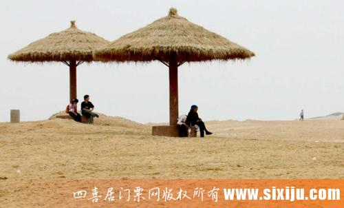 厚田沙漠生态旅游景区图2