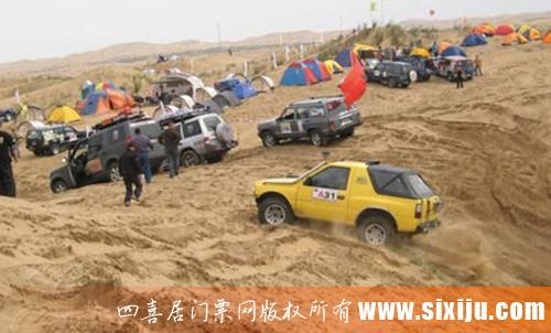 厚田沙漠生态旅游景区图3