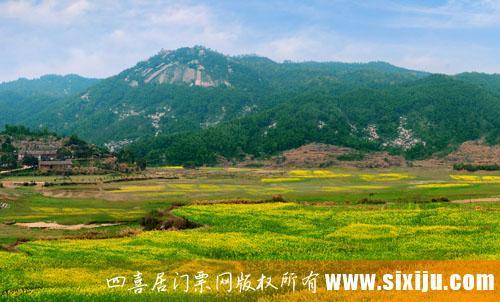 南昌梅岭风景区