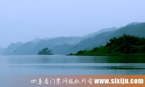 武宁县西海湾景区