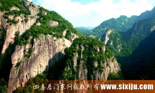 洛阳神灵寨景区
