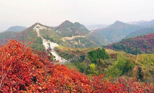 郑州巩义长寿山
