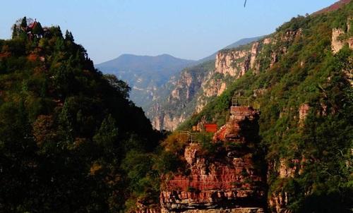 黄河丹峡景区