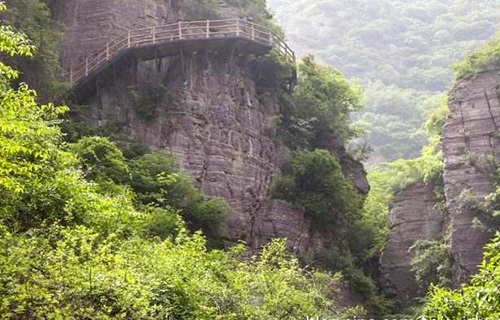 韶山峡景区