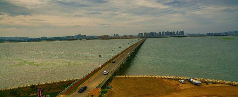 海阳连理岛大桥