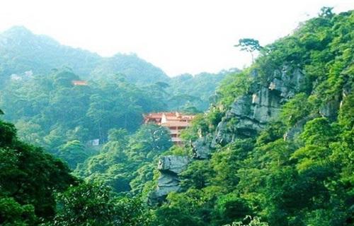 太和古洞旅游风景区