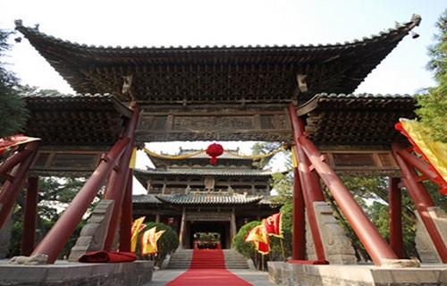 解州关帝庙