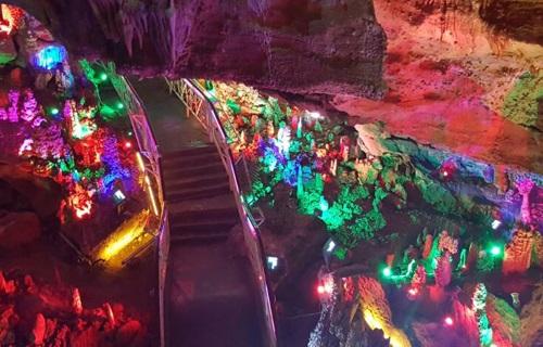 禹王洞风景