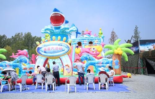 青岛西海岸生态观光园亲子休闲区