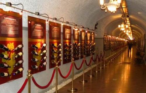 青岛葡萄酒博物馆展馆