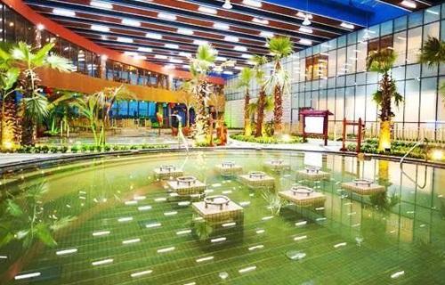 青岛龙湾温泉