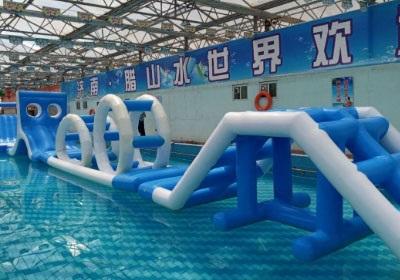 济南腊山水世界室内水上竞技设施
